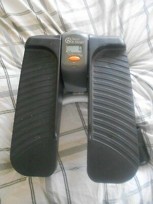 twist and shape stepper
