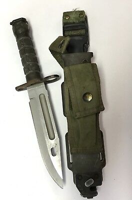 Phrobis M9 bayonet good used condition very good blade