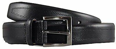 Kirkland Signature - Italian Leather - Full-Grain Leather Belt