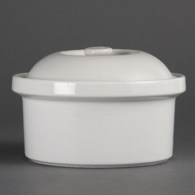 Olympia Round Casserole Dish 200mm (Next working day UK Delivery)