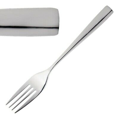 Olympia Torino Table Fork (Pack of 12) (Next working day UK Delivery)