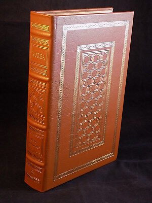 The Easton Press - Korea Bevin Alexander Leather Bound Like New