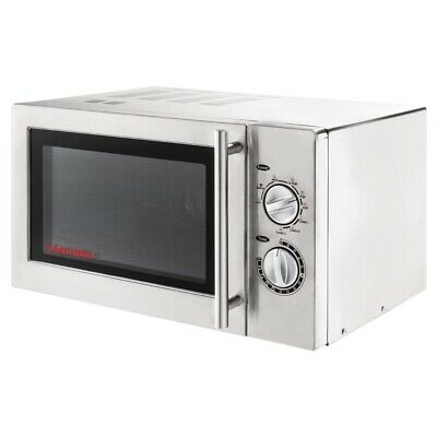 Caterlite Light Duty Microwave Oven 900W (Next working day UK Delivery)