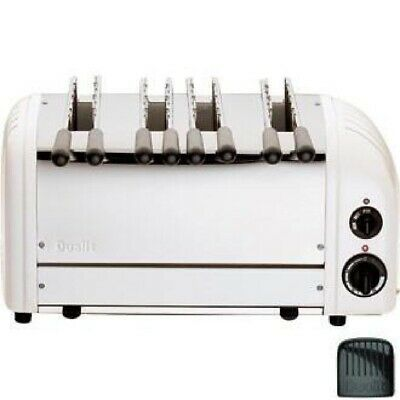Dualit 4 Slice Sandwich Toaster Black 41037 (Next working day UK Delivery)