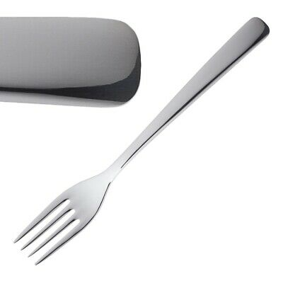 Elia Virtu Dessert Fork (Pack of 12) (Next working day UK Delivery)