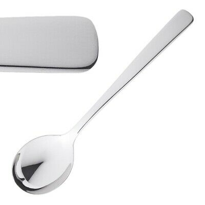 Elia Virtu Soup Spoon (Pack of 12) (Next working day UK Delivery)
