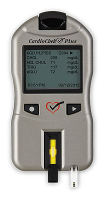 CardioChek Plus Professional Analyzer - 2 DAY SALE - ONLY $698!!!