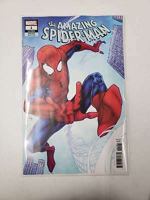 Amazing Spider Man #1 LGY#802 1:25 Shane Davis Variant Marvel VF/NM Comics Book