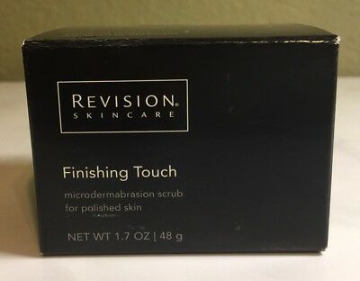 NEW Revision Skincare Finishing Touch Microdermabrasion Scrub 1.7 oz. FREE SHIP