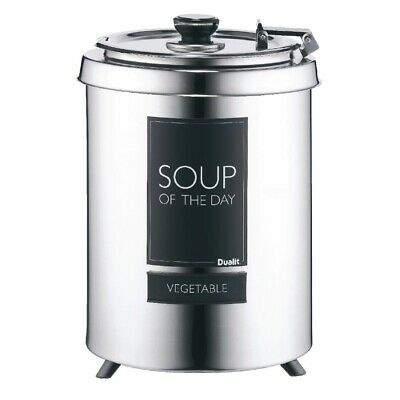 Dualit Soup Kettle Stainless Steel 71500 (Next working day UK Delivery)