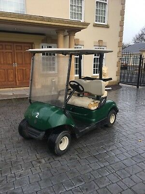 2010 Yamaha Golf Buggy Petrol