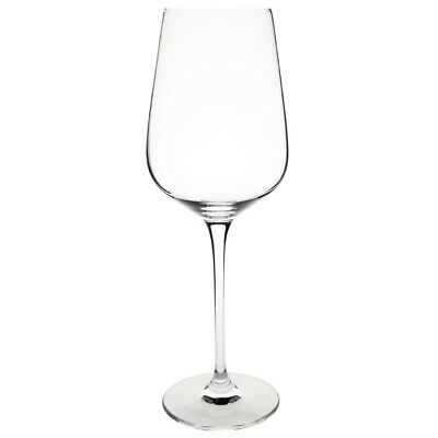 Olympia Claro One Piece Crystal Wine Glass 430ml (Pack of 6)