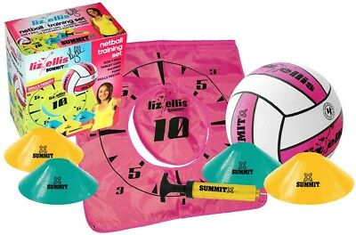 Liz Ellis Size 4 Netball Training Set