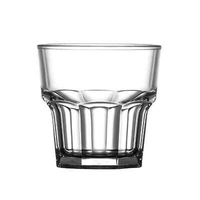 BBP Polycarbonate Whiskey Glass 207ml (Pack of 36) (Next working day to UK)