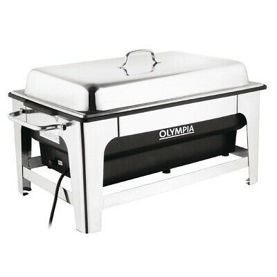 Olympia Electric Chafing Dish (Next working day UK Delivery)