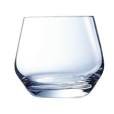 Chef & Sommelier Lima Whiskey Glass 350ml (Pack of 6) (Next working day to UK)