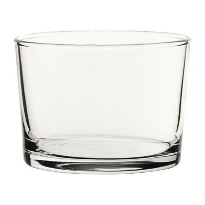 Utopia Tubo Tumbler 220ml (Pack of 12) (Next working day UK Delivery)