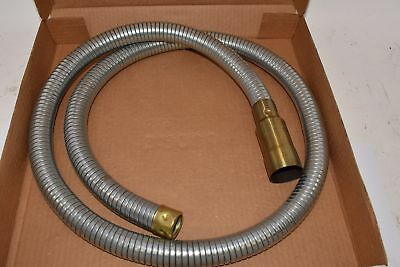 NEW Milwaukee 49-90-0080 6' Metal Vacuum Hose