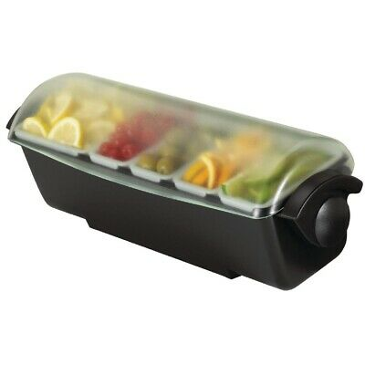 San Jamar Dome Condiment Dispenser 5 Tray (Next working day UK Delivery)