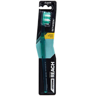 NEW Set of 8 Reach Toothbrush Between Firm