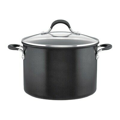 Circulon Momentum Hard Anodised Stockpot 240mm (Next working day UK Delivery)