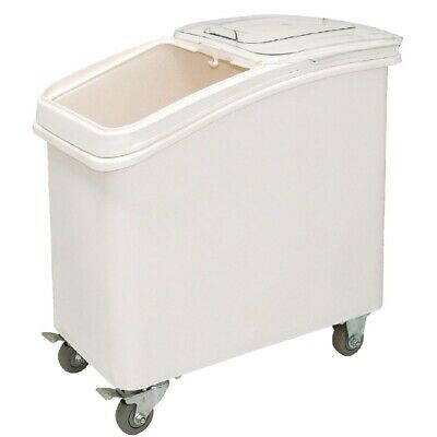 Vogue Ingredient Bin with Scoop 81Ltr (Next working day UK Delivery)