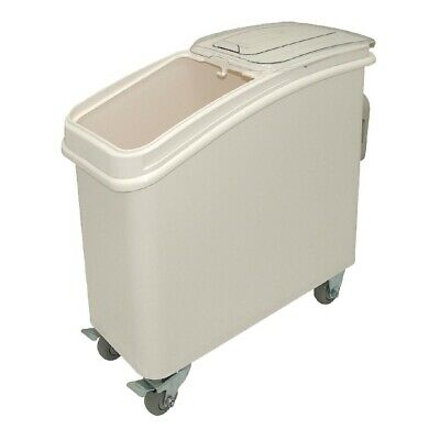 Vogue Ingredient Bin with Scoop 102Ltr (Next working day UK Delivery)