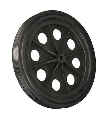 "SHOPPING CART WHEEL 10"" by APEX MfrPartNo SC9014-P03 - NO TAX"