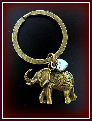 University of ALABAMA or Republican GOP ELEPHANT Keychain Jewelry - Crimson TIde
