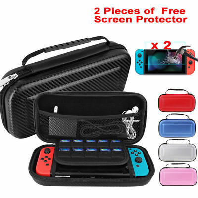 FOR NINTENDO SWITCH Travel Bag Hard Carry Case - $16 99