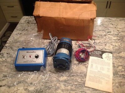 NEW NOS Cole-Parmer 7554-20 Masterflex L/S Digital Drive Pump 6-600 RPM 230VAC
