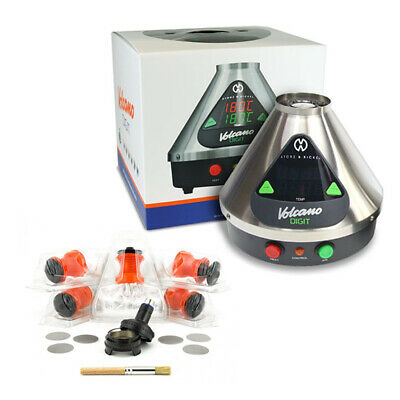 Volcano Digital with Starter Set - Easy Valve 100% Authentic by Storz and Bickel