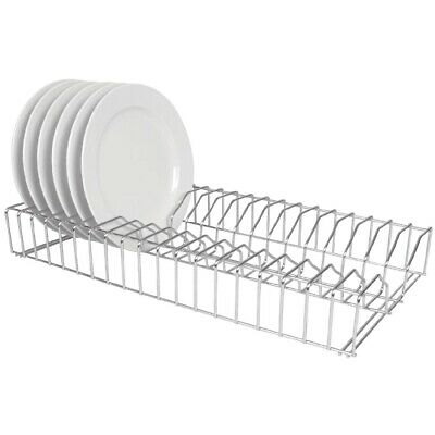 Vogue Stainless Steel Plate Racks (Next working day UK Delivery)