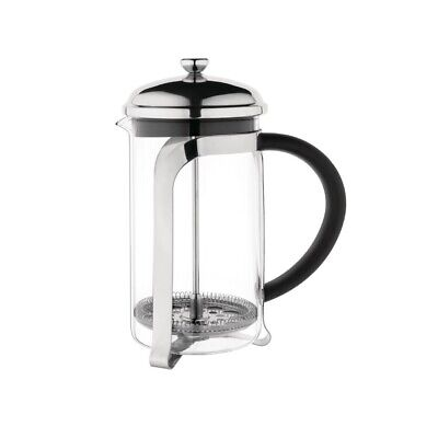 Olympia Traditional Glass Cafetiere 6 Cup (Next working day UK Delivery)