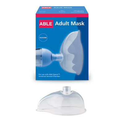 New ABLE Silicone Adult Mask