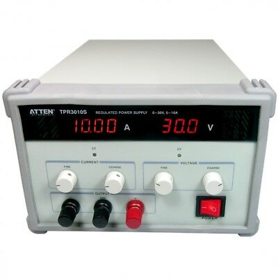 ATTEN TPR3010S Linear Regulated DC Power Supply 0-30V / 10A ( 300W )