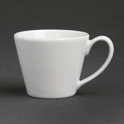 Royal Porcelain Classic White Espresso Cup 85ml (Pack of 12)