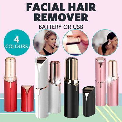 Flawless Skin Women Painless Hair Remover Face Facial Finishing Touch Epilator