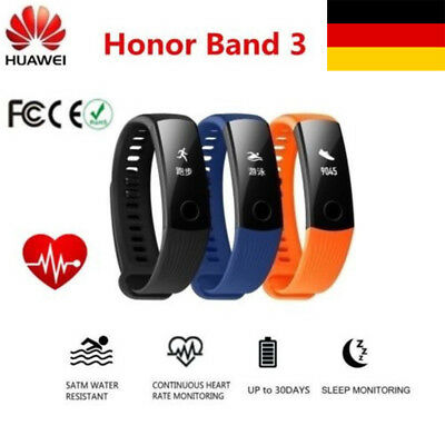 Huawei Honor Band 3 Smartuhr Watch Fitness Sports Bluetooth Armband Pulsmesser