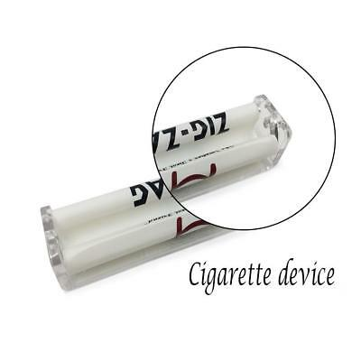 Cigarette Maker Rolling Machine ZIG-ZAG Tool 70mm Easy Manual Tobacco Roller.Han