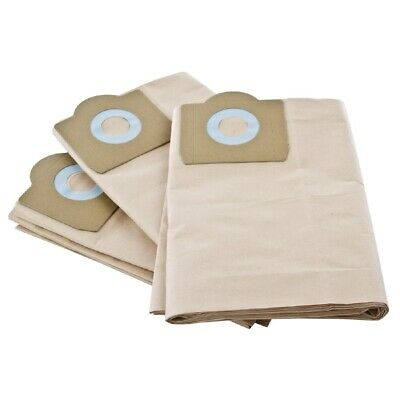 Vacuum Bags for Wet N Dry Karcher Vacuum Cleaner (Next working day UK Delivery)