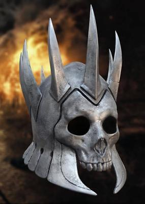 The Witcher Wild Hunt Eredin Helmet  Cosplay kit DIY CASCO MADE IN ITALY ARTIGIA