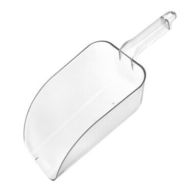 Vogue Polycarbonate Scoop 1.9Ltr (Next working day UK Delivery)