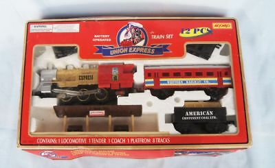 Union Express KS 150132 - Train Set 12 teilig