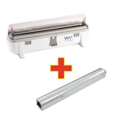 Special Offer Wrapmaster4500 Dispenser and 3 x 300m Clingfilm (M810)