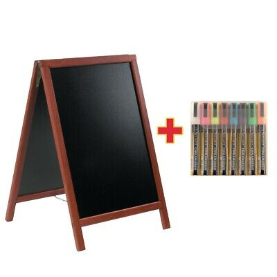 Special Offer - Pavement Board with 8 Free Marker Pens (Next working day to UK)