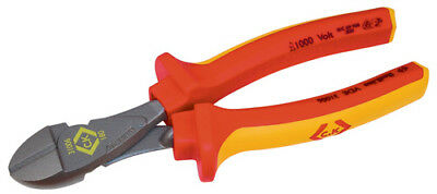 431006 CK 175mm VDE Red Line Heavy Duty Side Cutters