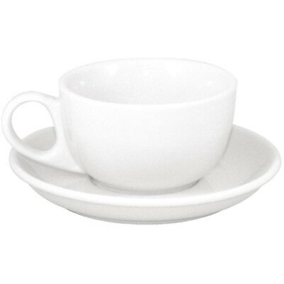 SPECIAL OFFER Athena Hotelware Cappuccino Cups and Saucers (Pack of 48)