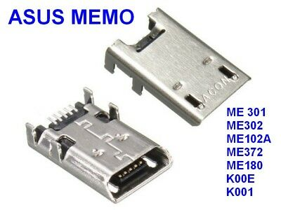 Pour ASUS Memo Pad ME372 K00E ME180 K001 Connecteur de Charge USB Charging Port