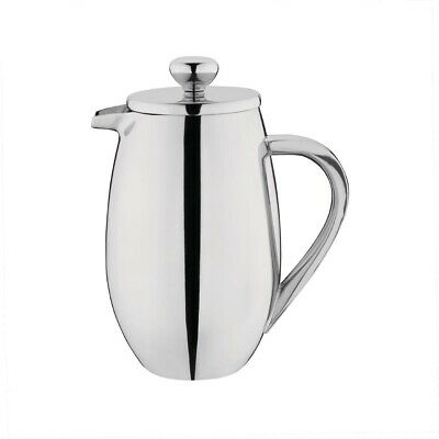 Olympia Insulated Stainless Steel Cafetiere 3 Cup (Next working day UK Delivery)